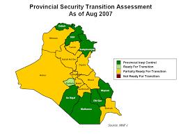 regions of iraq