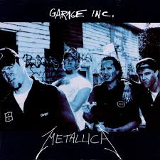 metallica garage inc album