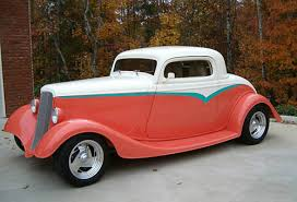 1933 ford grill