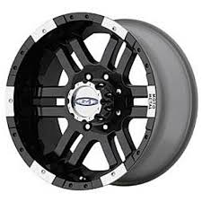black tire rims