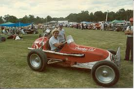 old indy car