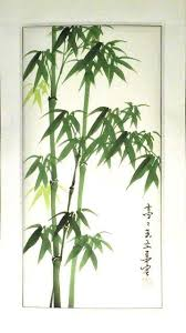 chinese painting bamboo