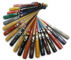 college baseball bats