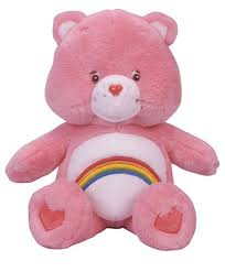 stuffed care bears