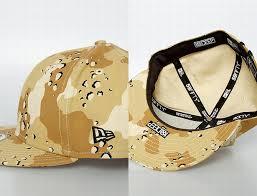 camo new era hat