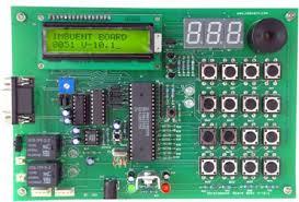 8051 evaluation board