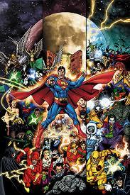 dc comic covers