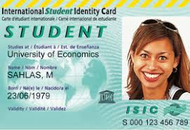 isic card number
