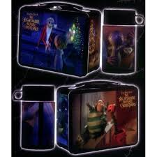 nightmare before christmas lunch boxes