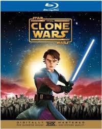 star wars the clone wars bluray