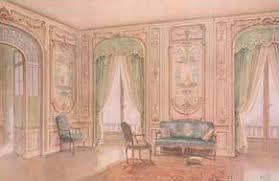 french regency furniture
