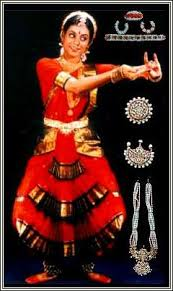 indian dancer costume