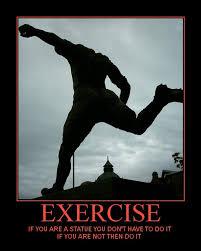 exercise motivational