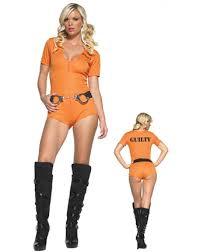 orange prison outfits