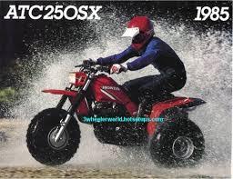 honda big red 250es