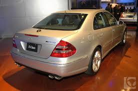 2005 mercedes e320