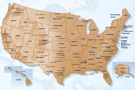 map of us air force bases