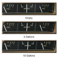 aircraft fuel gauges