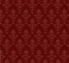 red victorian wallpaper