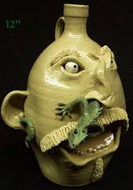 face jug pottery