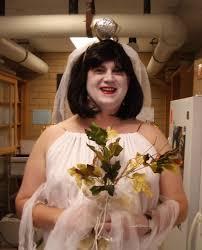 fat wedding dress
