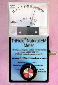trifield meters