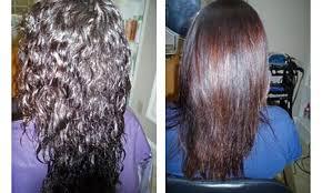 brazilian blowout hair