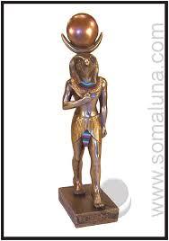 horus statues