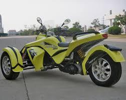 three wheeled moped