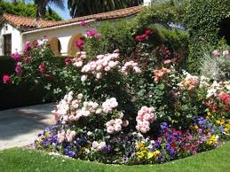 flower beds design