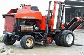 jacobsen mower