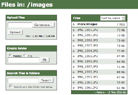 php file browser