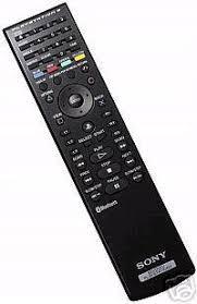 blue ray remote