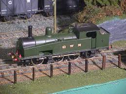 model railway engine