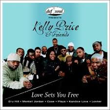 Kelly Price - Love Will Set You Free