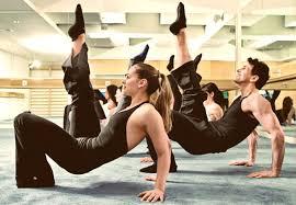 ballet moves