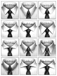 different shirt collars