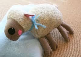 lamb doll