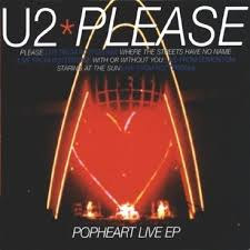 U2 - Please (Single)