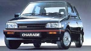 daihatsu charade turbo