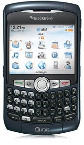 blackberry curve 8320 blue