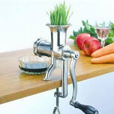 wheatgrass juicers