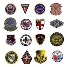 badges military