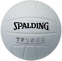 spalding volleyballs