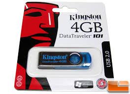 flash drive kingston 4gb