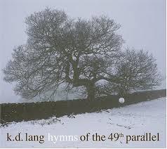 kd lang hymns