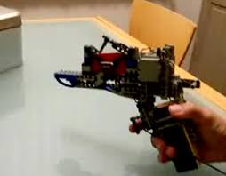 how to make lego guns
