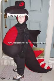 dragons costumes