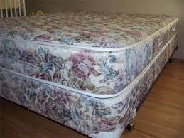 spring box bed
