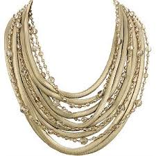 large gold chain